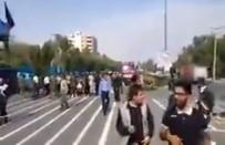 MUHABIR - İran'da Askeri Geçit Töreninde Silahlı Saldırı