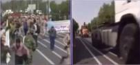DEVRIM - İran'daki Saldırı Anı Kamerada