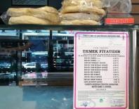FIRINCILAR ODASI - Kocaeli'nin Gebze İlçesinde Ekmeğe Yüzde 25 Zam Geldi