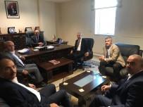 ALİ ALKAN - KTO Yönetiminden, Ticaret İl Müdürü Ve Sanayi Ve Teknoloji İl Müdürüne Ziyaret