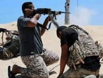 ULUSAL MUTABAKAT - Libya'daki çatışmalarda ölü sayısı artıyor