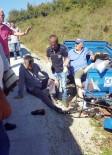 Patpat Aracı Devrildi Açıklaması 3 Yaralı