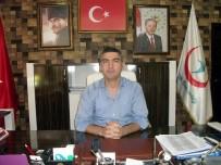 HASTA YAKINI - Selahattin Eyyubi Devlet Hastanesi'nde 'Manevi Destek Birimi' Kuruldu