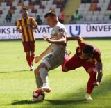 SÜLEYMAN KOÇ - Spor Toto Süper Lig Açıklaması  Evkur Yeni Malatyaspor Açıklaması 1 - Çaykur Rizespor Açıklaması 0 (İlk Yarı)
