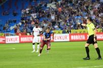 Spor Toto Süper Lig Açıklaması Trabzonspor Açıklaması 1 - Göztepe Açıklaması 2 (Maç Sonucu)