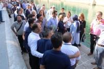 MOZAİK MÜZESİ - Tarihi Kentler Birliği Üyeleri Şanlıurfa'ya Hayran Kaldı