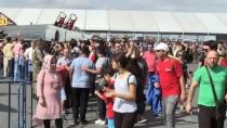 SİBER SALDIRI - TEKNOFEST, Üçüncü Gününde Ziyaretçilerini Ağırlıyor