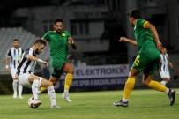 FETHIYESPOR - TFF 2. Lig Açıklaması Fethiyespor Açıklaması  0 - Darıca Gençlerbirliği  4