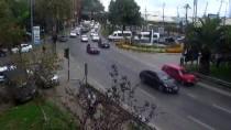 ÇÖMLEKÇI - Trafik Polislerinden Yolda Kalan Sürücüye Yardım