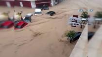 SAĞANAK YAĞIŞ - Tunus'ta Sel Felaketi