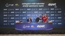 AKIF ÜSTÜNDAĞ - TVF'nin Enerji Sponsoru OPET Oldu