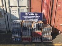 İPEKYOLU - Van'da 16 Bin 500 Paket Kaçak Sigara Ele Geçirildi