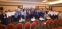 YUNUSEMRE - Yağlı Güreş Düzenleyen Kentler Birliği Manisa'da Toplandı