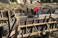 Yığılca'da Orman Yolları Sanat Yapısı Çalışmaları Tamamlandı