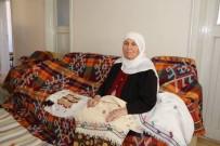BAŞÖRTÜSÜ - 80 Yaşındaki Zennure Nine Cecim Dokuyor