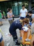 GÜZELYALı - Adanaspor Taraftar Derneği Başkanına Silahlı Saldırı