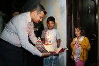MATEMATIK - Afganlı Çocukları Sevindiren Sürpriz Ziyaret