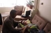 EMNIYET GENEL MÜDÜRLÜĞÜ - AK Parti'den, Kas Erime Hastası Kurubaş'a Destek