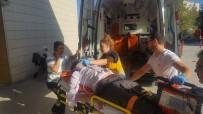 SANAYİ SİTESİ - Ambulansın Çarptığı Yaşlı Adam Hayatını Kaybetti