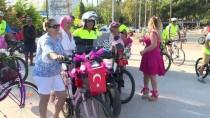 ISPARTA BELEDİYESİ - Antalya Ve Isparta'da 'Süslü Kadınlar Bisiklet Turu' Etkinliği