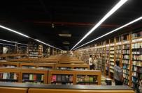 KÜTÜPHANE - Avrupa'nın En Büyük Kitabevi Bursa'da