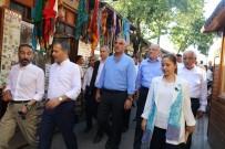 ALI YERLIKAYA - Bakan Ersoy, Gaziantep'te Esnaf Ziyaretlerinde Bulundu