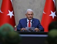 BİNALİ YILDIRIM - Binali Yıldırım'dan af açıklaması