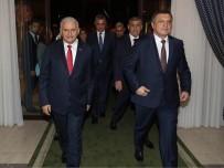 BİNALİ YILDIRIM - Binali Yıldırım, Özbekistan'da Resepsiyona Katıldı
