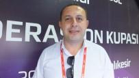 ÇEYREK FİNAL - Burhaniye'de Basketbol Federasyon Kupası Maçları Başladı