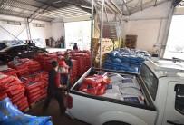 27 EYLÜL - Büyükşehir Belediyesi Başkent Çiftçisine Desteğini Sürdürüyor