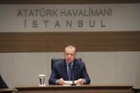 ALMANYA CUMHURBAŞKANI - Cumhurbaşkanı Erdoğan Açıklaması 'En Büyük Sorun Müttefiklerimiz Himayesinde Büyüyen Terör Bataklığı'