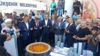 HAZRETI HÜSEYIN - Cumhurbaşkanlığından Konya'da Aşure Dağıtımı