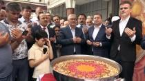 MÜFTÜ YARDIMCISI - Cumhurbaşkanlığından Rize'de Vatandaşlara Aşure İkramı
