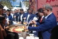 GAZIOSMANPAŞA ÜNIVERSITESI - Cumhurbaşkanlığının Aşure İkramına Tokat'ta Yoğun İlgi