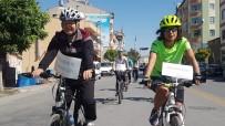 BİSİKLET TURU - Develi'de Arabadan İn Bisiklete Bin Etkinliği Yapıldı