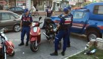 ALTıNOLUK - Edremit'te Jandarma Trafik Denetimlerini Arttırdı