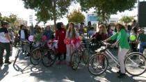 BİSİKLET TURU - Elazığ'da 'Süslü Kadınlar Bisiklet Turu' Etkinliği