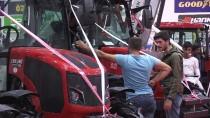 ZİYARETÇİLER - Erzurum Tarım Ve Hayvancılık Fuarı'na Yoğun İlgi