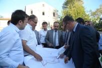 Gölyazı'daki Altyapı Ve Üstyapı Çalışmaları Mart Ayında Bitecek