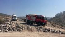 ADLI TıP - Hafriyat Kamyonu Devrildi Açıklaması 1 Ölü