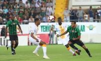 AHMET ÇALıK - İlk Yarıda Gol Yok Ama Kaçan Penaltı Var