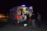 ORDUZU - İş Yerine Pompalı Tüfekle Saldırı Açıklaması 1 Yaralı