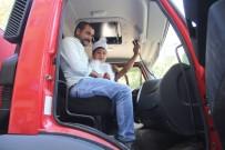 DAVUL ZURNA - İtfaiye Aracı Sünnet Arabası Oldu