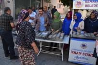 HAZRETI HÜSEYIN - Kemalpaşa'da Canlarla Aşure Etkinliği