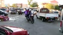 PARA CEZASI - Keşan'da Motosiklet Denetimi