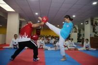 DÜNYA ŞAMPİYONU - Kolları Olmayan Minik Nisanur'un Hedefi Şampiyonluk