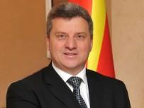 MAKEDONYA CUMHURİYETİ - Makedonya Cumhurbaşkanı İvanov Referandumu Boykot Edecek