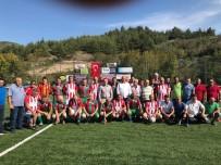 ÇEYREK FİNAL - Mudanya Dereköy'de Köyler Ligi Başladı