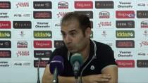MUSTAFA ALPER - Mustafa Alper Avcı Açıklaması 'Bu Maçta Şanssızdık'