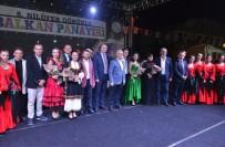 SES SANATÇISI - Nilüfer'de Balkan Coşkusu Başladı